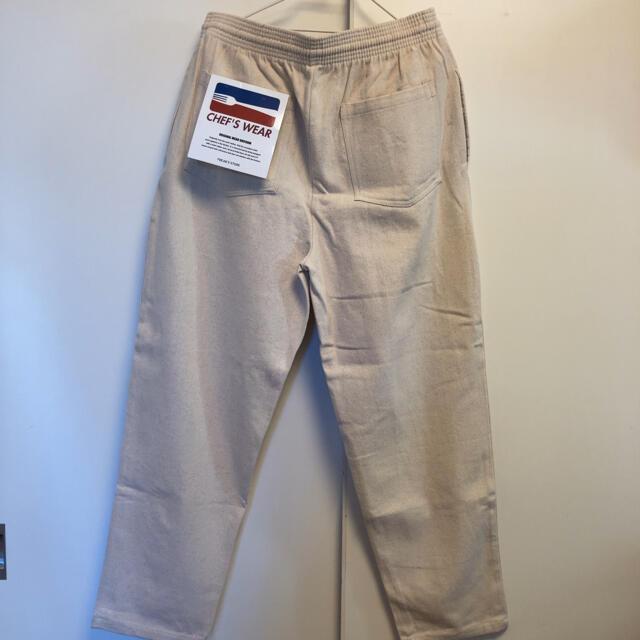 FREAK'S STORE(フリークスストア)の【値下げ中】Freak's store シェフパンツ オフホワイト メンズのパンツ(ワークパンツ/カーゴパンツ)の商品写真
