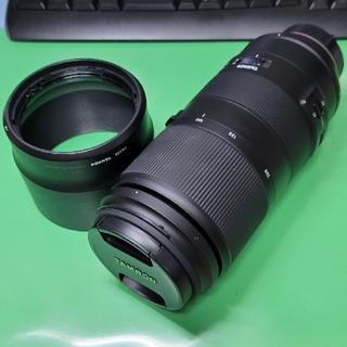 TAMRON 100-400F4.5-6.3 DI VC USD Nikon