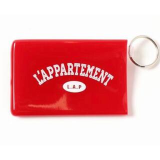 L'Appartement DEUXIEME CLASSE - L'Appartement Quiky Card HolderW/Keyring