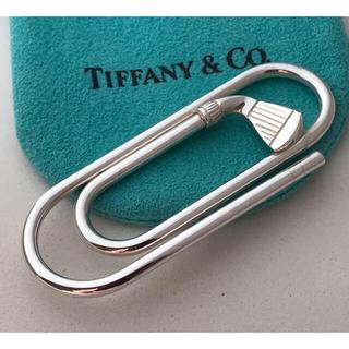 ティファニー(Tiffany & Co.)のTiffany ゴルフクラブモチーフ マネークリップ 希少(マネークリップ)