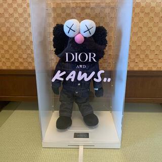 ディオール(Dior)の【訳有り】BFF KAWS ×Dior Plush Black(彫刻/オブジェ)