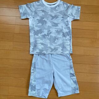 UNIQLO - UNIQLO ドライTシャツとパンツ