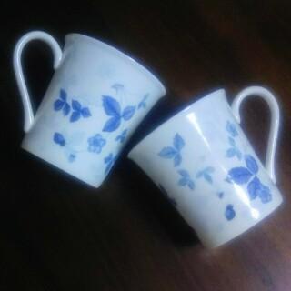 WEDGWOOD - マグカップ ワイルドストロベリー ブルー
