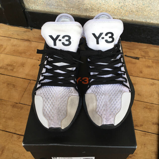 Y-3 - Y-3 KUSARI 付属品有 検adidas YOHJI ブースト搭載