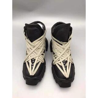 リックオウエンス(Rick Owens)のRICK OWENS メンズ 靴 スニーカー ハイカットスニーカー(スニーカー)