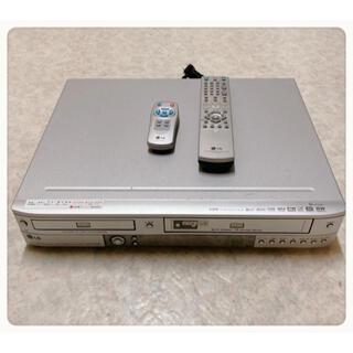エルジーエレクトロニクス(LG Electronics)のLG☆ビデオカセットレコーダー・DVDレコーダー☆KDR-C500(DVDレコーダー)
