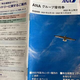 ANAの株主優待クーポン券(その他)