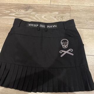 マーク&ロナ MARK&LONA  スカート  ブラック M