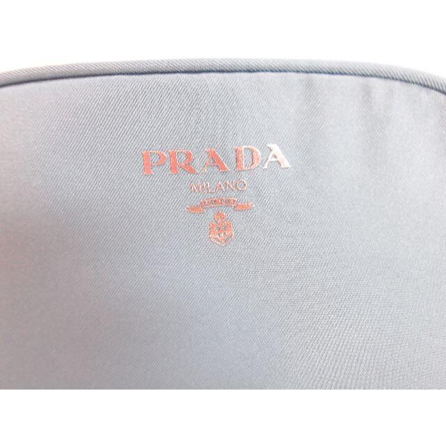 PRADA(プラダ)の【新品使用】PRADA プラダ ポーチ ノベルティ レディースのファッション小物(ポーチ)の商品写真