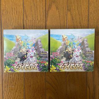ポケモン - イーブイヒーローズ 未開封 BOX 2箱