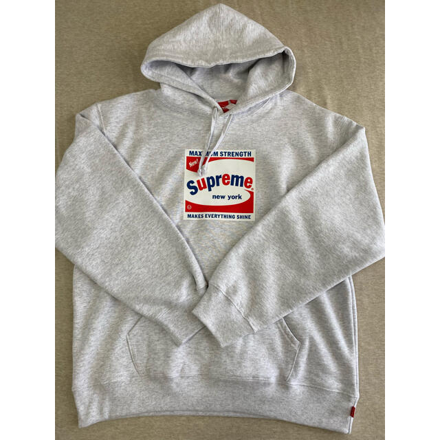 Supreme(シュプリーム)のSupreme Shine Hooded Sweatshirt L シュプリーム メンズのトップス(パーカー)の商品写真