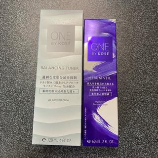 コーセー(KOSE)のコーセー ワンバイコーセー 薬用美容液 化粧水(美容液)