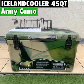激安 アイスランドクーラーボックス 45QT ICELAND cooler