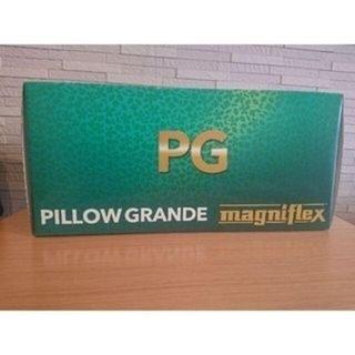 マニフレックス(magniflex)の⭕未使用・マニフレックス ピローグランデ 枕専用カバー、キャリーホルダー付き(枕)