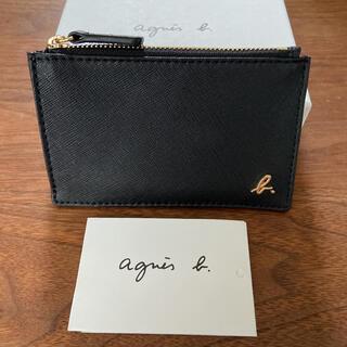 agnes b. - 【新品未使用】アニエスベー カードケース コインケース フレグメントケース
