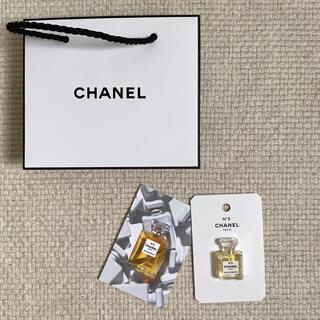 CHANEL - CHANEL シャネル 香水 N°5 ファクトリーノベルティミニボトル