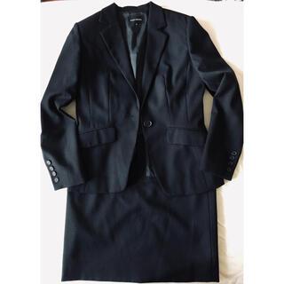 スーツ上下 13号 ブラック