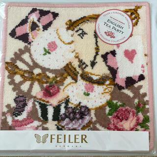 FEILER - 【新品】FEILER イギリス限定 ハンカチ イングリッシュティーパーティー