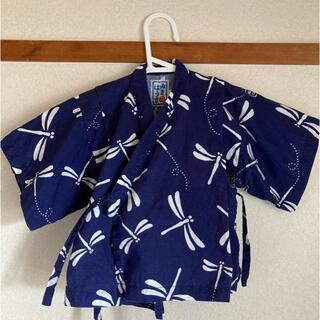 ミキハウス(mikihouse)のミキハウス  浴衣 90  size 甚平 美品✨(甚平/浴衣)