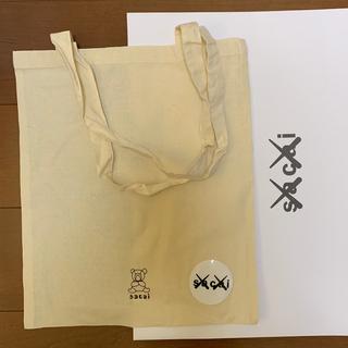 sacai - sacai × KAWS ノベルティセット