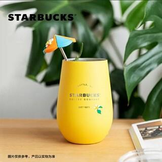 スターバックスコーヒー(Starbucks Coffee)のユッコ様専用ページスターバックス中国夏限定 パイン タンブラー(タンブラー)