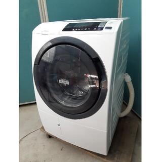 日立 - 日立ドラム式洗濯乾燥機 10kg/6Kg  自動お掃除 BD-SG100AL