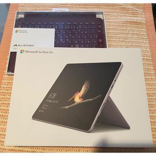 Microsoft - Microsoft Surface Go +純正タイプカバー