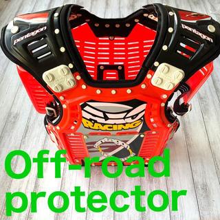 【AXO】アクソー レーシング モトクロス オフロード プロテクター ペンタゴン(モトクロス用品)