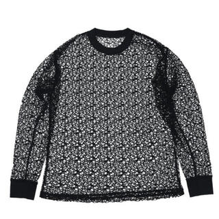 マルタンマルジェラ(Maison Martin Margiela)の369 three six nine kohh着用 ブラックM(Tシャツ/カットソー(七分/長袖))
