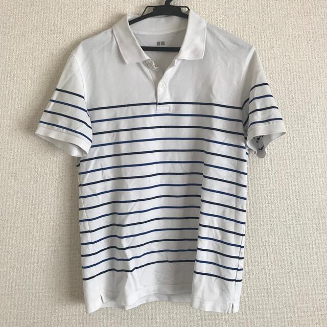 UNIQLO(ユニクロ)のUNIQLO ポロシャツ メンズのトップス(ポロシャツ)の商品写真