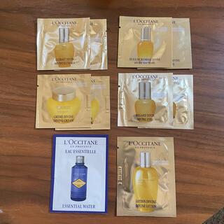 ロクシタン(L'OCCITANE)のロクシタン*L'OCCITANE [化粧水,美容液,アイクリーム]サンプルセット(サンプル/トライアルキット)