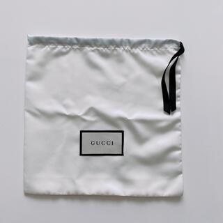 Gucci - グッチ 保存袋 巾着