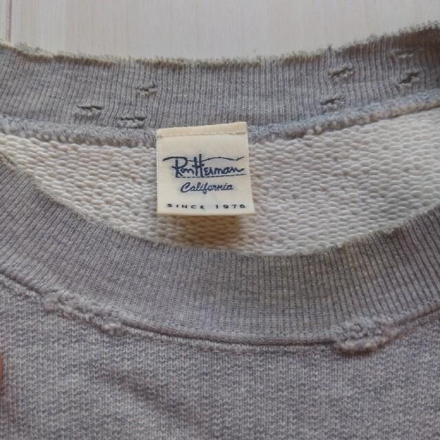 Ron Herman(ロンハーマン)のロンハーマン スウェット メンズのトップス(スウェット)の商品写真