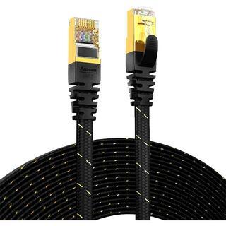 CAT7準拠STP 高速LANケーブル 3m 10Gbps/600MHz