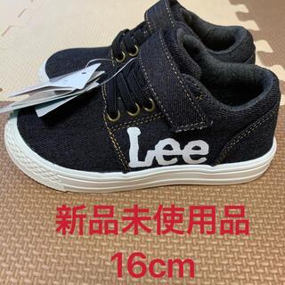 Lee - Leeキッズスニーカー 子供靴 16センチ