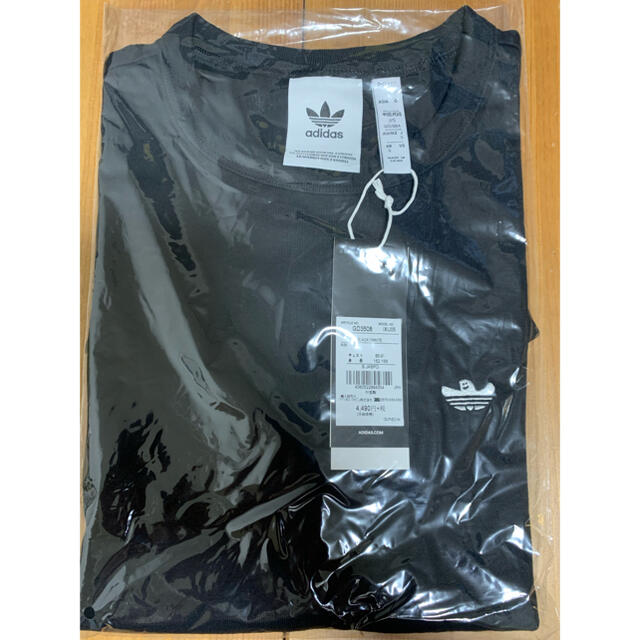 adidas(アディダス)の【未使用】adidas Tシャツ メンズのトップス(Tシャツ/カットソー(半袖/袖なし))の商品写真