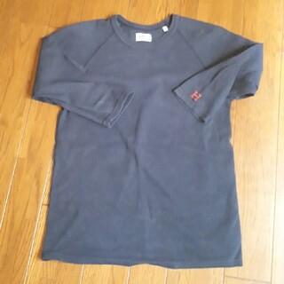 ハリウッドランチマーケット(HOLLYWOOD RANCH MARKET)のHR MARKET  七分袖ネイビー(Tシャツ(長袖/七分))