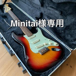 フェンダー(Fender)のFender American Deluxe Stratocaster 2009(エレキギター)