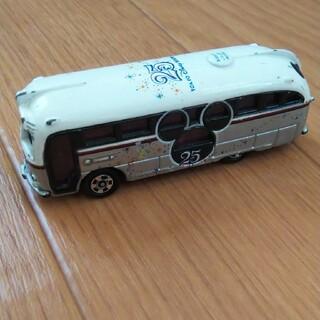 タカラトミー(Takara Tomy)のトミカ ディズニー リゾートクルーザー 25周年限定バス 使用済 コレクション(ミニカー)