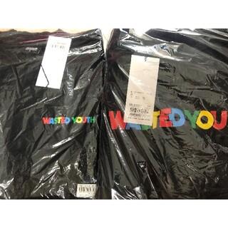 ジーディーシー(GDC)のWasted Youth TOKION ポスカ Tシャツ フーディ セット(パーカー)