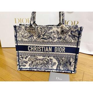 Christian Dior - ディオール DIOR BOOK TOTE ブックトート スモールバッグ