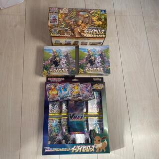 ポケモン - ポケモンカード イーブイヒーローズ セット シュリンク付き 新品未開封