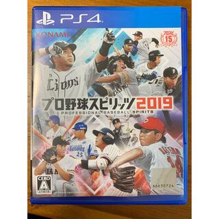 コナミ(KONAMI)のps4 プロ野球スピリッツ2019(家庭用ゲームソフト)