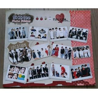 シャイニー(SHINee)のSHINee Photo Sticker 1枚(K-POP/アジア)