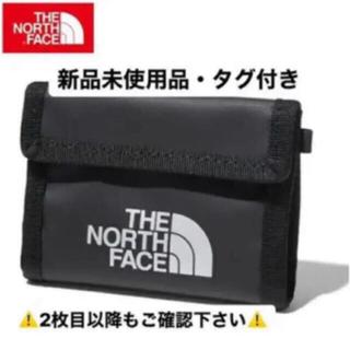 THE NORTH FACE - ザ・ノースフェイス コインケース BCワレットミニ ブラック NM82081