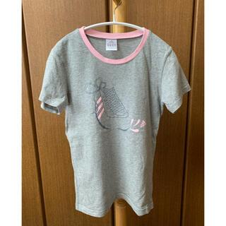 アディダス(adidas)の【お買得】 Lサイズ adidas テニスウェア レディース Tシャツ(ウェア)