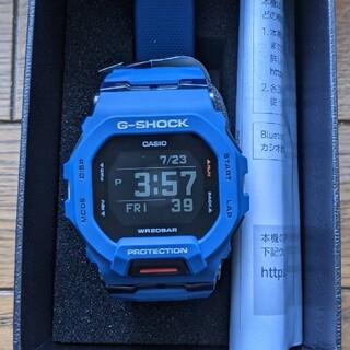 カシオ(CASIO)の新品未使用 G-SHOCK Gショック GBD-200-2JF ブルー(その他)