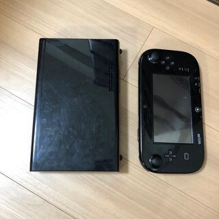 任天堂 - Wii U 本体 32GB & ゲームパッド