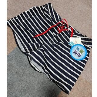 シマムラ(しまむら)の水陸両用パンツ(水着)
