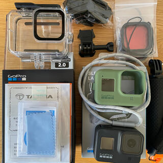 GoPro - GoPro HERO8 Black おまけ多数